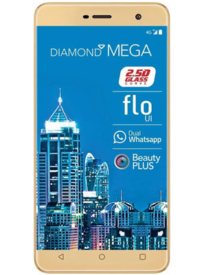 Diamond Mega 4G (2017) 16GB with 2GB Ram