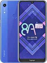 Honor 8A Pro 64GB with 3GB Ram