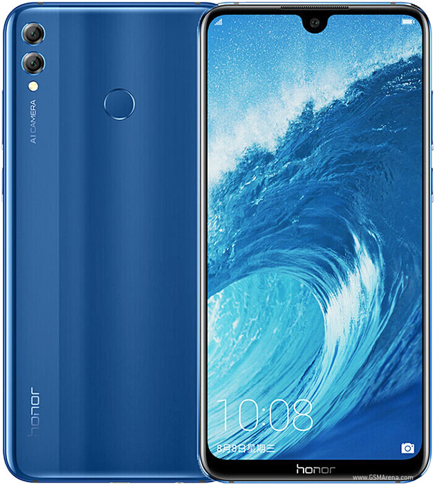 Honor 8X Max 128GB with 4GB Ram