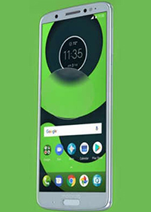 Moto G6+ 64GB with 6GB Ram