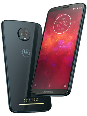 Moto Z5 Play 128GB with 6GB Ram