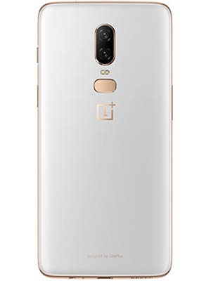 6 Silk White Limited edition 128GB with 8GB Ram