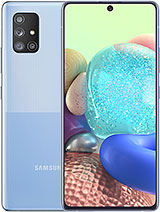 Galaxy A Quantum 128GB with 8GB  Ram