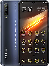 iQOO Pro 5G 128GB with 8GB Ram