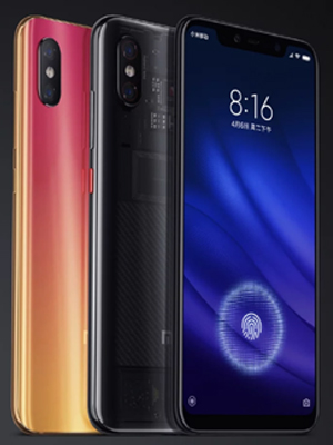 Mi 8 Screen Fingerprint Edition 64GB with 6GB Ram