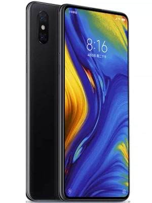 Mi Mix 3 128GB with 8GB Ram