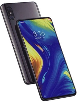 Mi Mix 3 5G Version 512GB with 10GB Ram