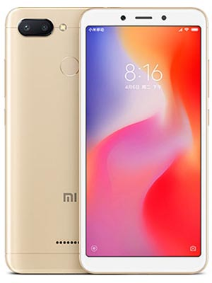 Redmi 6 16GB with 2GB Ram